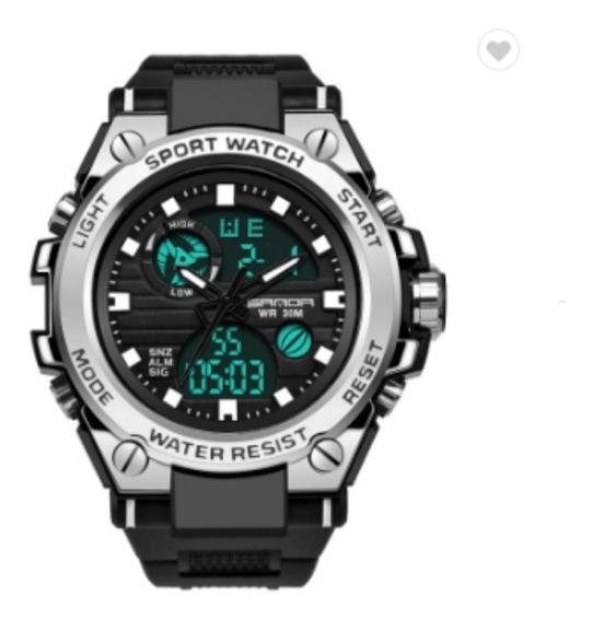 Relógios Esportivo Sanda Analógico Digital Promoção!!