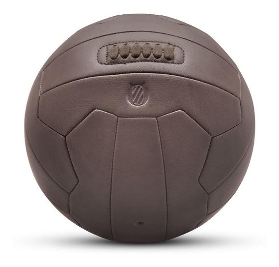 Pelota De Fútbol Retro Vintage Balon Ecocuero Gambeta Gato