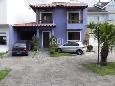 Casa Condomínio Em Sarandi Com 5 Dormitórios - Li261275