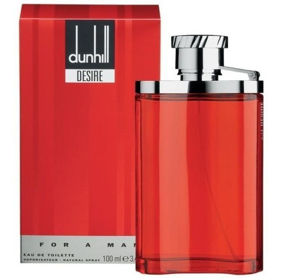 Perfume Desire For A Man Alfred Dunhill Edt 100ml Masc