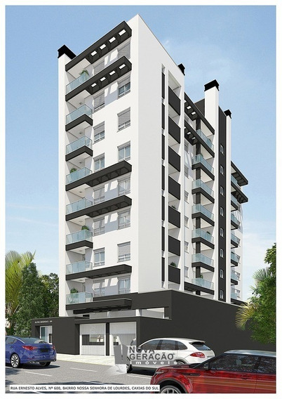 Apartamento 2 Dormitórios Bairro Lourdes - 1813-1