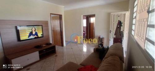 Casa Com 3 Dormitórios À Venda, 115 M² Por R$ 399.000,00 - Loteamento Itatiba Park - Itatiba/sp - Ca1005