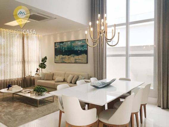 Casa Espetacular No Condomínio Boulevard Lagoa 4 Quartos - Ca0052
