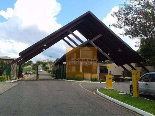 Terreno À Venda, 1906 M² Por R$ 555.000,00 - Parque Mirante Do Vale - Jacareí/sp - Te0536