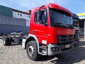 Mercedes-benz Atego 1719 No Chassi