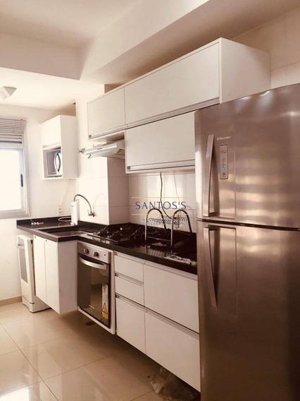 Apartamento À Venda, 65 M² Por R$ 695.000,00 - Brooklin - São Paulo/sp - Ap1770