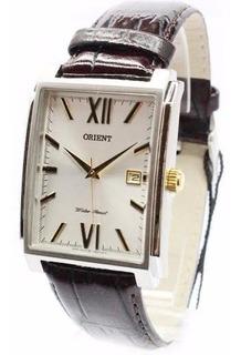 Reloj Orient Quartz Funeh004w Calendario Garantía Oficial