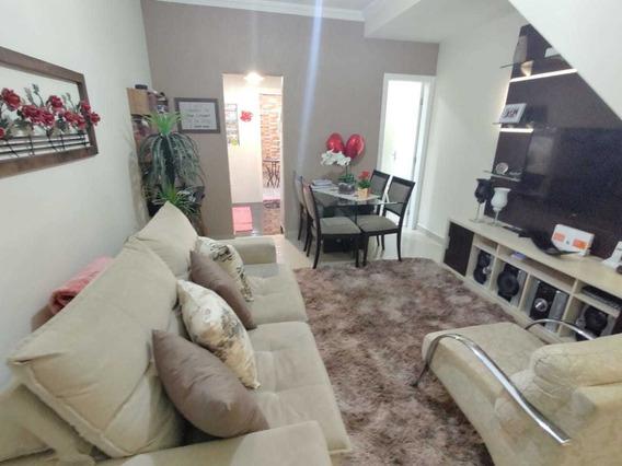 Casa Duplex 2 Quartos, 1 Vaga, Bairro Santa Mônica. - 2980
