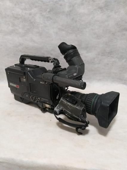 Câmera Filmadora Betacam Marca Sony