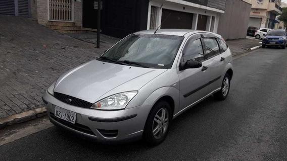 Ford Focus 1.6 Hatch Flex - Completo - 2008