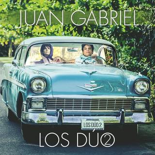 Juan Gabriel - Los Dúo 2 (2015) - Álbum Mp3