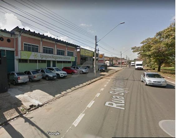 Galpão Para Aluguel Em Jardim Santa Mônica - Ga005736