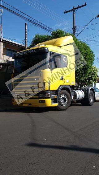 Scania R 124 360 2002 4x2