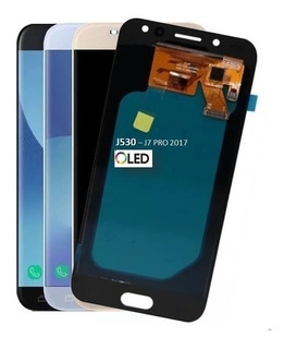 Frontal Tela Touch Display J5 Pro J530 Oled Brinde Pelicula