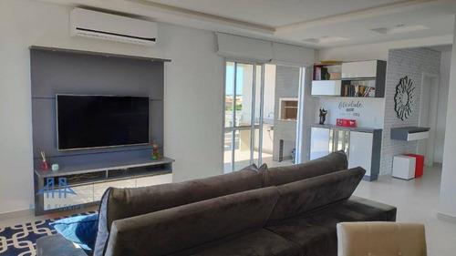 Cobertura Com 3 Dormitórios À Venda, 148 M² Por R$ 869.000,00 - Ingleses Do Rio Vermelho - Florianópolis/sc - Co0176