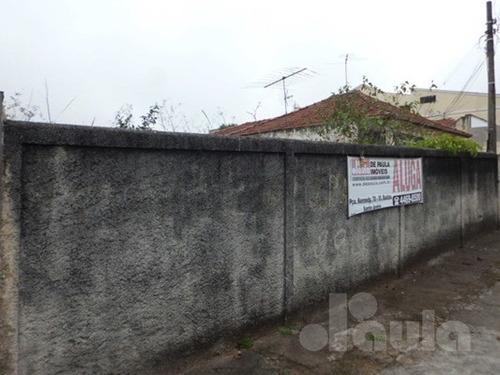 Locação Terreno Santo Andre Paraiso Ref: 2598 - 1033-2598