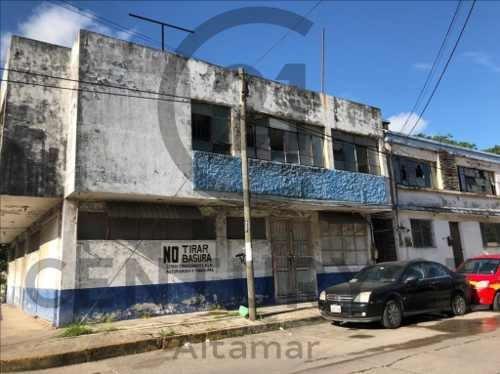 Departamentos Antiguos Y Terreno En Venta, Zona Centro, Ciudad Madero, Tamaulipas.