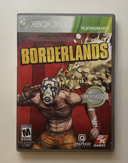 Borderlands. Original, Perfeito Estado, Completo.