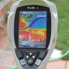 Deteccion- Fugas De Agua- Gasfiter Certificado Sec -detector
