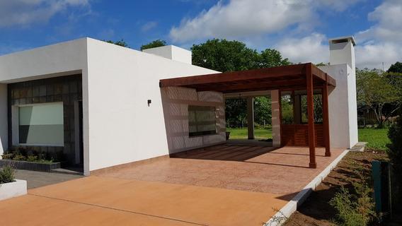 Casa En Club De Campo Las Perdices, Nueva A Estrenar.