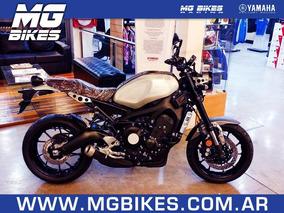 Yamaha Xsr 900 2017 - Única Unidad Disponible - Mg Bikes!