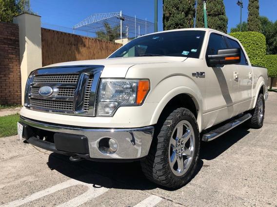 Ford Lobo Lariat 4x4 5.4 Aut Piel Americana Legalizada