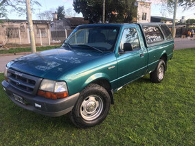 Ford Ranger Cabina Simple Con Cúpula
