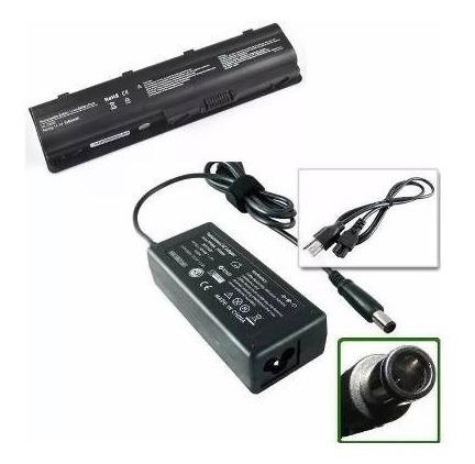 Kit Bateria Hp Dv6-3090br + Fonte Carregador P/ Hp Dv6-3090