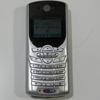 Motorola C350 Colorido Gsm Desbloqueado Raridade - Usado