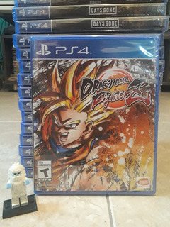 Juego Ps4 Dragonball Z Playstation 4 Sellado Delivery