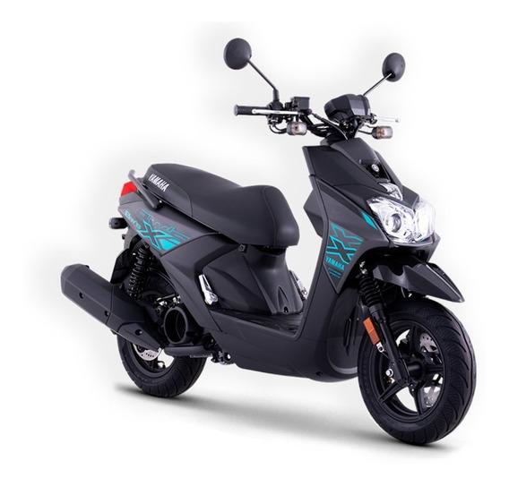 Yamaha Bws Xfi Modelo 2021