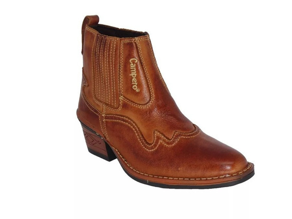 Bota Country Masculina Campero Ref 041
