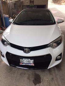 Aprovecha Corolla 2016 S Cvt Automático