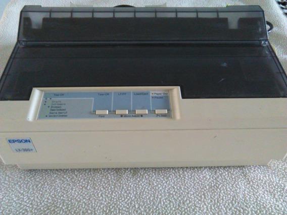 Impresora Matriz De Punto Epson Lx 300+