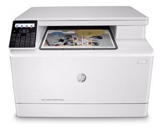 Impresora Multifunción Laser Color Hp Laserjet M180nw Wi-fi