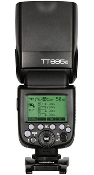 Flash Godox Tt685 N Ttl Para Camera Canon