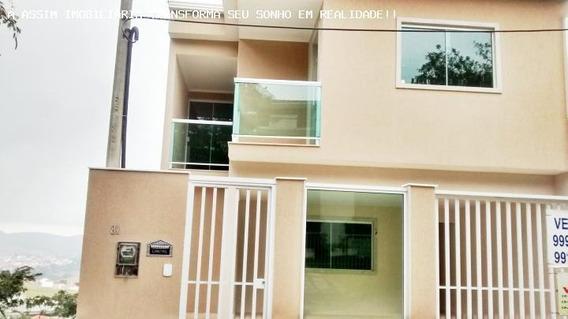 Casa Para Venda Em Volta Redonda, Jardim Belvedere, 3 Dormitórios, 3 Suítes, 5 Banheiros, 2 Vagas - C126_1-556272