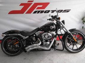 Harley Davidson Breakout Fxsb 2015 Preta