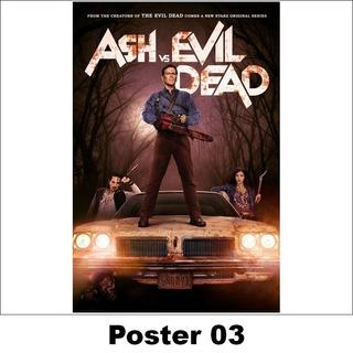 Poster Série 30x42 Ash Vs. Evil Dead (03)