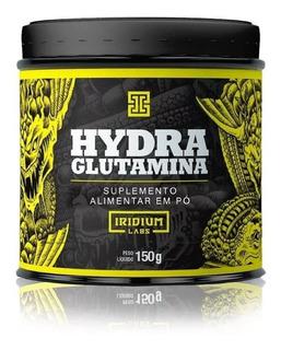 Hydra Glutamina 150g - Iridium Labs - Imunidade E Força
