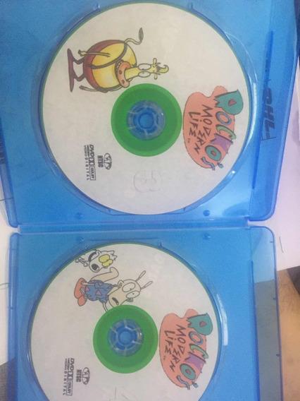 La Vida Moderna De Rocko Serie Completa Latino Dvd
