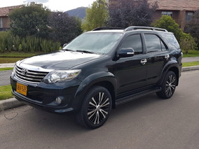 Toyota Fortuner 4x2 Automatica 2015
