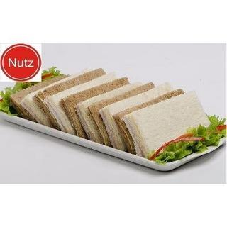 144 Sandwich De Miga Triples