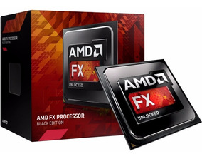 Processador Amd Fx 8300 Octa Core Black 4.2ghz Max Am3+ Am3