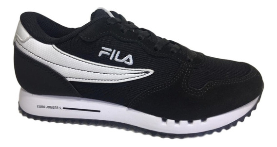 Tênis Fila Euro Jogger Sport Ss 827006 Charme Modas
