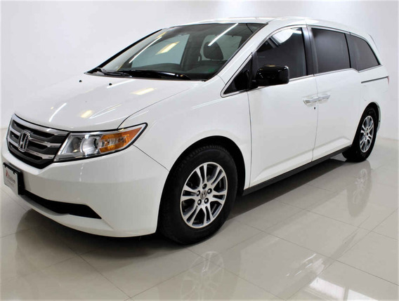 Honda Odyssey 2013 5p Exl Minivan Aut Piel Dvd
