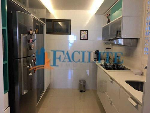 2306 - Apartamento Para Vender, Bessa, João Pessoa, Pb - 22260