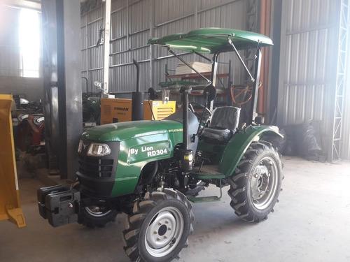 Tractor Parquero 4x4 Chery Tipo Jdeere