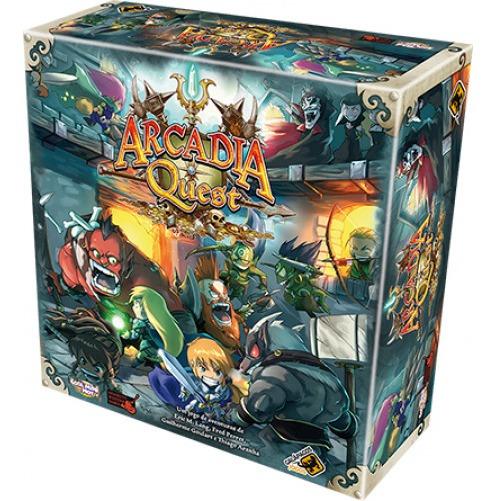 Jogo Arcadia Quest