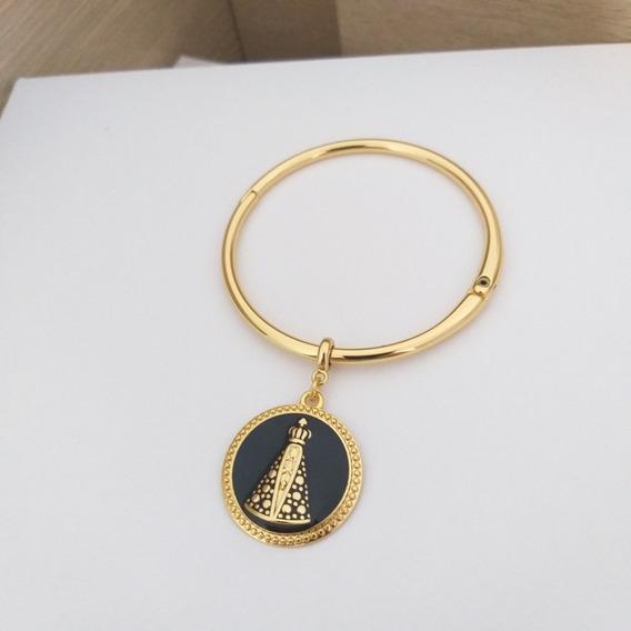 Pulseira Bracelete Nossa Senhora Aparecida Sigvara